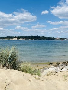 Poole, Sandbanks, Studland Beach